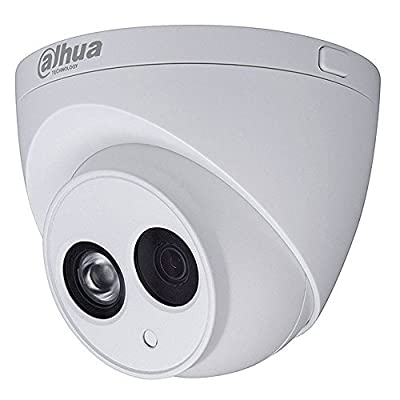 Dahua 4MP Mini Dome POE IP Camera IPC-HDW4431C-A ,Fixed Lens 2.8mm IP67,IR 50m Day and Night ,ONVIF, International Version by Dahua