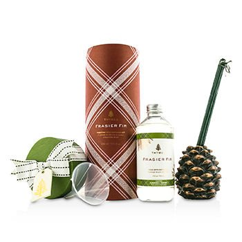 Thymes Frasier Fir Pinecone Reed Diffuser by Thymes