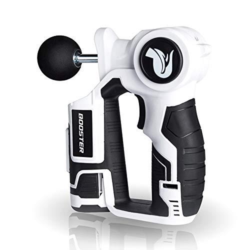 Massage Gun Muscle Deep Relaxation - [Upgrade] Powerful Handheld Tissue Massager Gun, Cordless...
