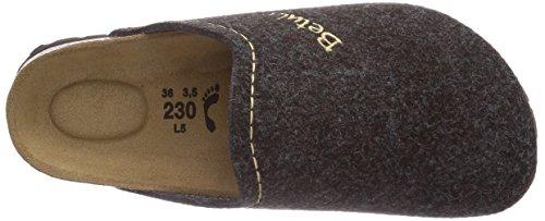 Betula House Soft - Zuecos de material sintético Unisex adulto marrón - marrón (Dark Brown)