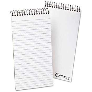 Esselte Earthwise Ampad Reporter's Notebooks (ESS25281)