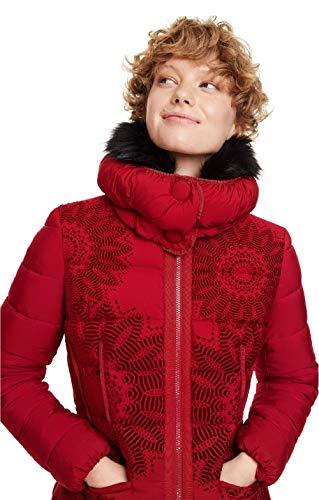 Rouge et Desigual Vestes Blousons 18wwewaf komoderi COwqAFXw