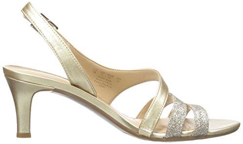 Sandalo Donna Oro Abito Naturalizer Taimi 4fnEFqxYw
