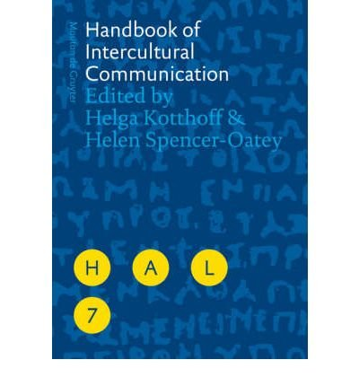 Download [(Handbook of Intercultural Communication)] [Author: Helga Kotthoff] published on (September, 2007) pdf