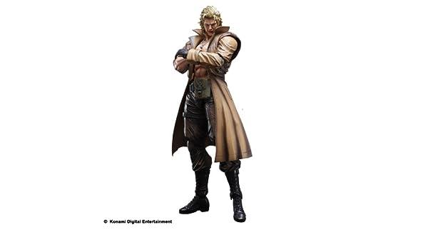 Square Enix Figurine Metal Gear 2 - Liquid Snake: Amazon ...