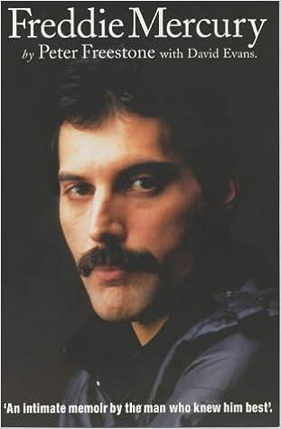Amazon-kirjat ladataan ipadiin Freddie Mercury in Finnish iBook by Peter Freestone