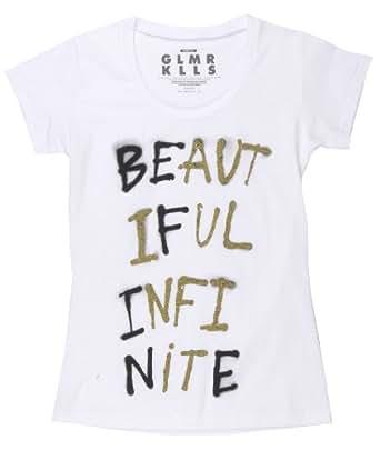 Glamour Kills Beautiful Infinite Tee Shirt (SMALL)