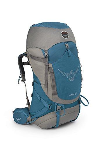 Osprey Packs Women's Viva 65 Backpack, Cool Blue