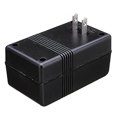 Sorliva 110V/220V - Transformador de voltaje para secador de pelo: Amazon.es: Salud y cuidado personal