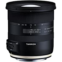 Tamron exchange lens 10-24mm F3.5-4.5 Di II VC HLD (Model B023) [Canon EF mount (for APS-C)]--JAPAN IMPORT by Premium-Japan
