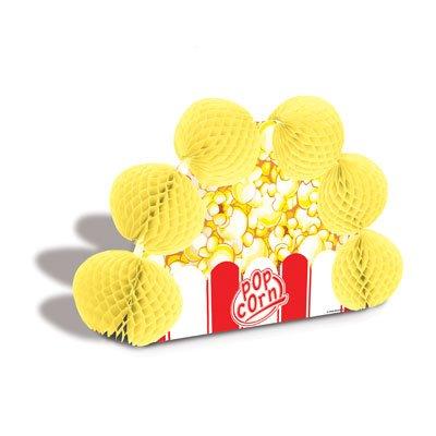Popcorn Pop-Over Centerpiece Party Accessory (1 count) (1/Pkg) ()
