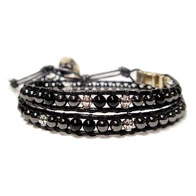 """""""WHITE ALBUM2"""" Morse code wrap Bracelet (Kazusa)"""