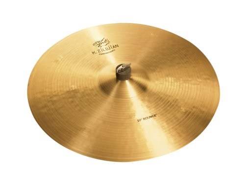 Bounce Ride Cymbal - Zildjian K Constantinople 20