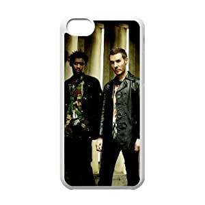 iPhone 5c Cell Phone Case Covers White Massive Attack XCV