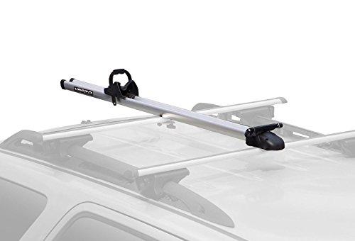 (Venzo Aluminum Car Roof Carrier Fork Mount)