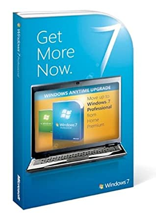 upgrade windows 7 home to professional with product key