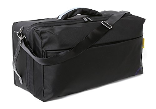 Curtis Bags Superfabric Double Insulation 2-way Trumpet Bag One Size Black by Curtis Bags