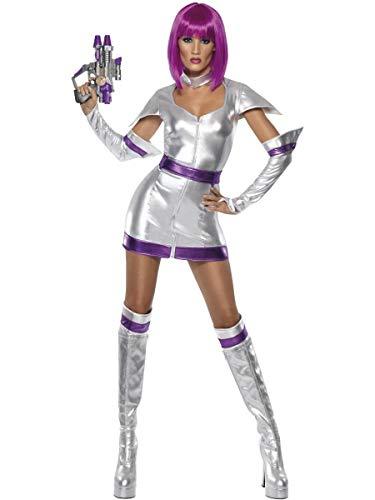 Fever Women's Space Cadet, Silver, Medium