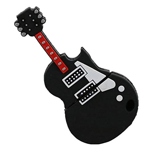 64GB Negro Guitarra Unidad Flash USB u Stick Pen Drive USB 2,0 pendrive Memoria Stick Unidad Flash u Disco USB Unidad USB Stick Flash Disco: Amazon.es: Electrónica