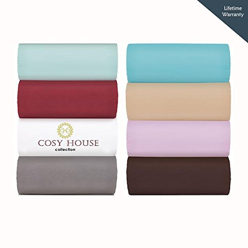 Piece Sheets Cosy House Hypoallergenic