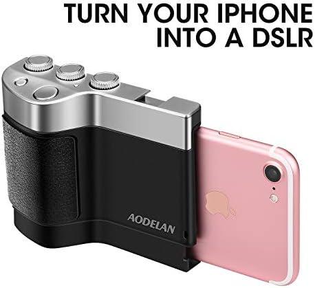 AODELAN Smartphone Camera Grip Negro Soporte de Pared para ...