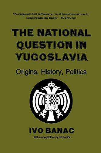 The National Question In Yugoslavia: Origins, History, Politics