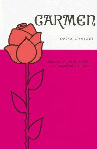 Carmen: Opera Comique (French Edition)