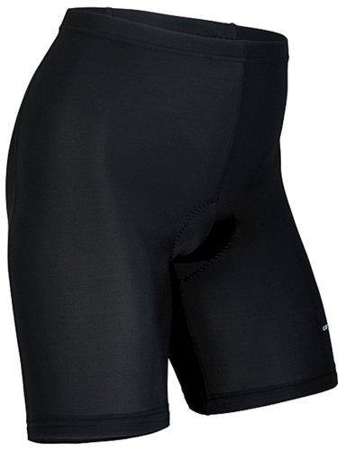(Cannondale Women's Ride Shorts, Black,)