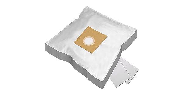PakTrade 20 Bolsas DE ASPIRADORA para Bosch Logo BAGLESS 2000W ...