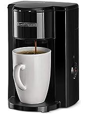 Black & Decker DCM25N-B5 Coffee Maker, Black - 1 Cup