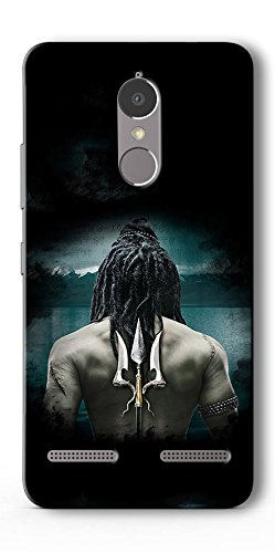 FROST IMAGES Silicon Printed Designer Back Cover For Lenovo K6 Power   Multicolor Mobile Phone Cases   Covers