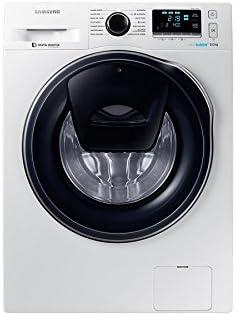 Samsung - Lavadora (Independiente, Carga frontal, Blanco, LED ...