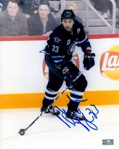 e1aa95eca91 Dustin Byfuglien Autographed Signed Auto Winnipeg Jets 8x10 Photograph -  Certified Authentic at Amazon's Sports Collectibles Store