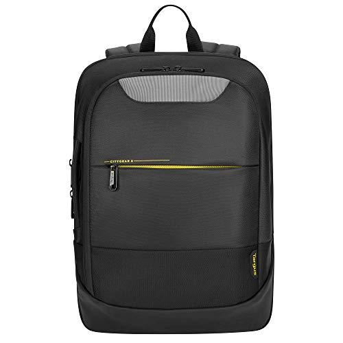 Targus 14 15.6 #34; CityGear TCG661GL Convertible Laptop Backpack  Black
