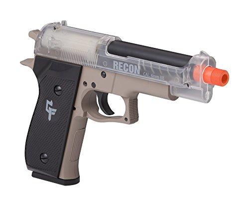 Game Face GFRAP22KTC Spring Powered Single Shot Combat Pistol by Game Face