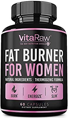Weight Loss Pills for Women [ Best Thermogenic Fat Burner Diet Pills - Fast Results ] This Supplement is a Natural Appetite suppressant & Metabolism Booster - The Leader in Fat Burners for Women