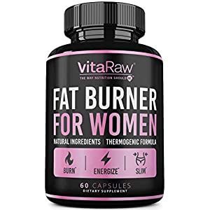 Weight Loss Pills for Women [Diet Pills for Women ] The Best Fat Burners for Women – This Thermogenic Fat Burner is a Natural Appetite suppressant & Metabolism Booster Supplement
