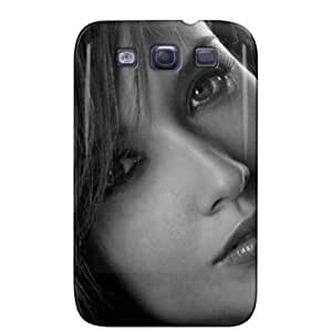 Slim Fit Protector For Galaxy S3 Case Cover Black 1u2DnG