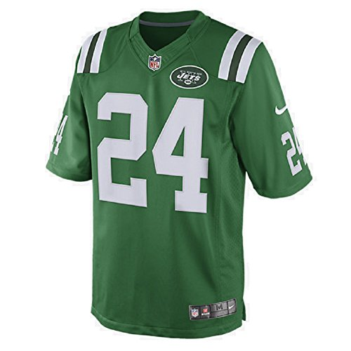 - Youth NFL New York Jets Darrelle Revis Color Rush Limited Jersey Large