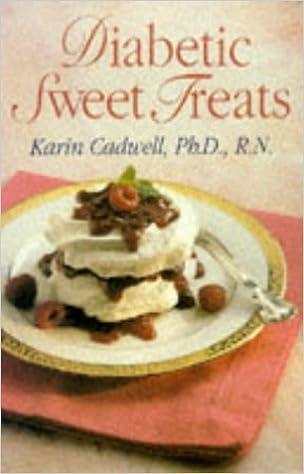 Diabetic Sweet Treats Karin Cadwell 9780806959689 Amazon