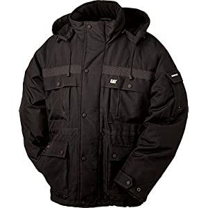 Caterpillar Men's Heavy Insulated Parka (Regular and Big & Tall Sizes)