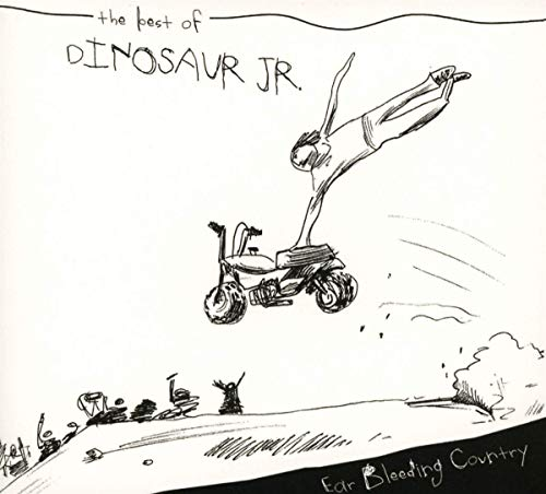 Ear Bleeding Country: the Best of (Jr Cds Dinosaur)