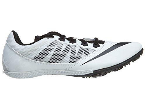Mixte Zoom Negro 7 Adulte Sport Chaussures De Verde Rival Nike white Black Blanco S volt a400q