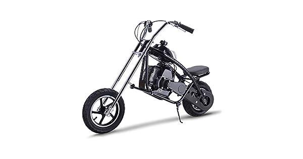Amazon.com: Bicicleta de gas resistente 49 cc para niños ...