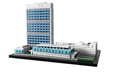 Amazon.com: LEGO Architecture 21018: United Nations ...