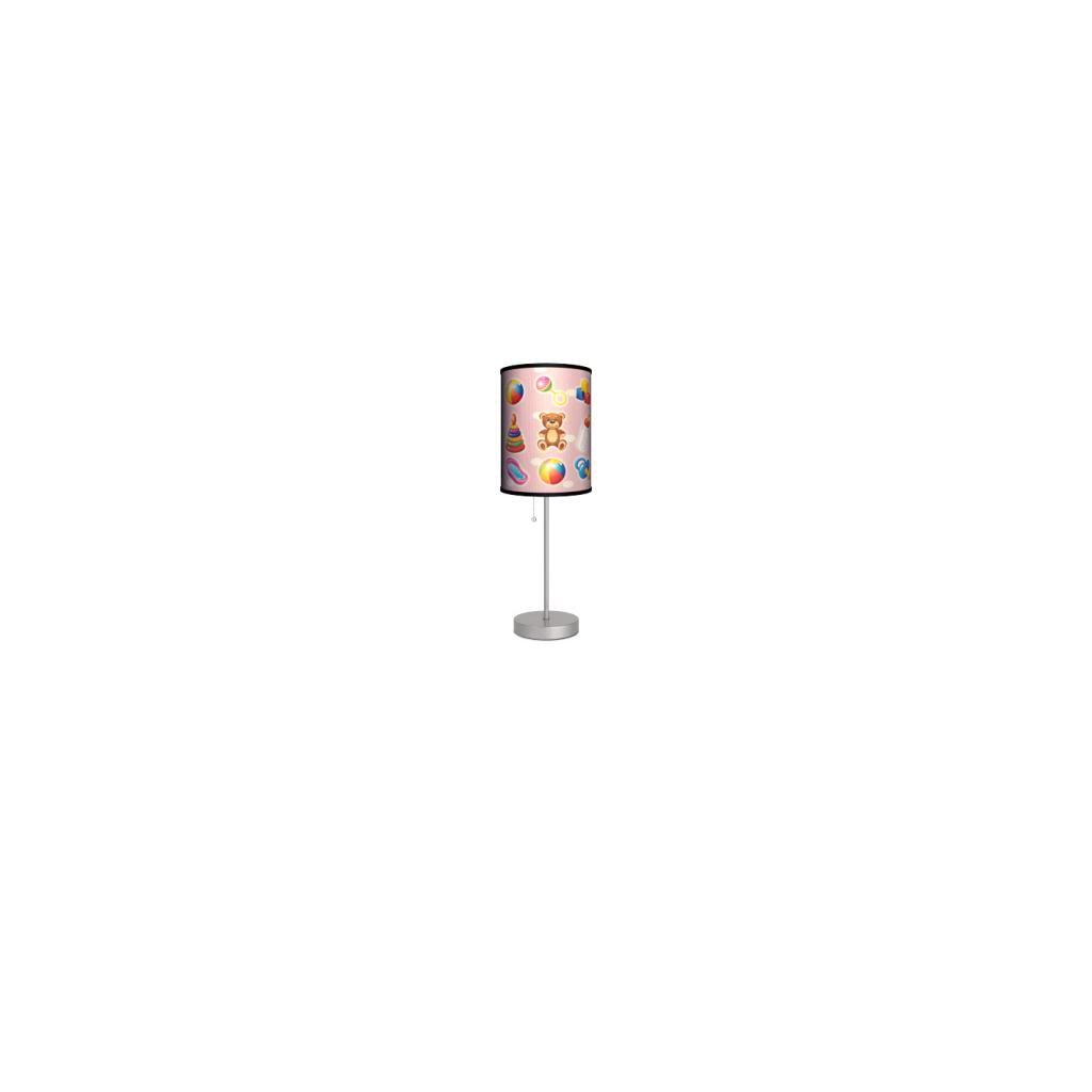 Baby Girls Lamps and Lighting, Contemporary Modern Table Lamp, Living Room or Desk - Baby