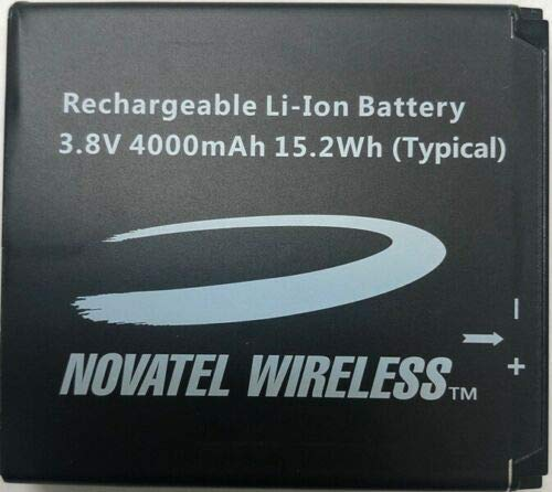 GSParts New Novatel 6620L Verizon Jetpack 6620L Battery P/N 4011513 3.8V 4000mAh