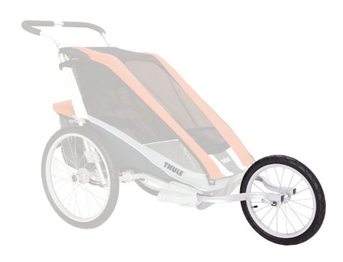 Chariot Jogging Stroller Bike Trailer - 1