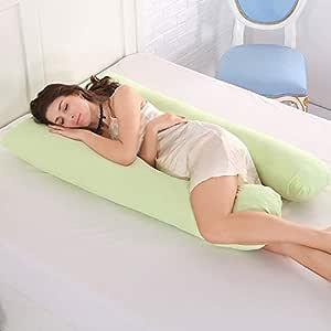 BAOMA Almohada para Embarazada | Almohada para Lactancia ...