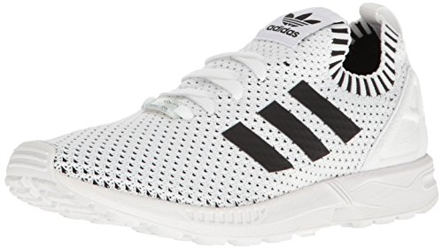 adidas Originals Men's Shoes | Zx Flux Pk Fashion Sneakers, White Black, (9 M US)
